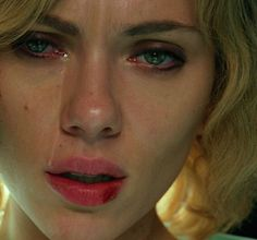 Scarlett Johansson acting skills are incredible, she can make herself cry and thats so realistic !Scarlett Johansson acting skills are incredible, she can make herself cry and thats so realistic ! Ghost World, Scarlett And Jo, Black Widow Scarlett, Scarlett Johansson Lucy, Wanda Marvel, The Horse Whisperer, Natasha Romanoff, American Actress, At Least