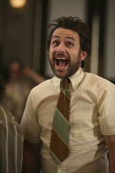 Picture: Charlie Day in 'It's Always Sunny in Philadelphia.' Pic is in a photo gallery for 'It's Always Sunny in Philadelphia' featuring 67 pictures. Charlie Day, Charlie Kelly Quotes, Sunny In Philadelphia, It's Always Sunny, Best Actor, Best Shows Ever, Best Tv, Funny People, Favorite Tv Shows