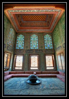 Topkapi Palace Tags: istanbul turkey architecture travel