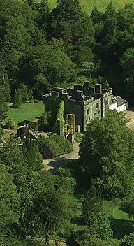Armadale Castle, Scotland
