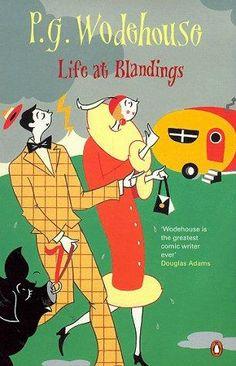 P.G. Wodehouse, Life at Blandings