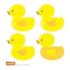 yellow duck baby clipart perfect to make cute ducky baby shower rh pinterest com baby duck clipart black and white baby duck clipart