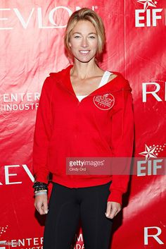 Model Elaine Irwin attends the 15th Annual EIF Revlon Run/Walk For Women at Central Park on May 5, 2012 in New York City.