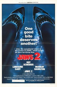 Jaws 2 1978 --Roy Scheider