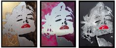 Marilyn Collection www.danes-art.com