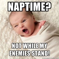 Funny Baby Picture With Captions I Got My Nails Did Cute