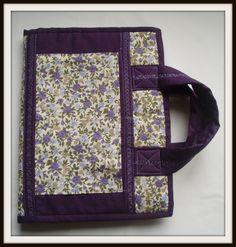 Capa caderno, Bíblia ou livro em tecido
