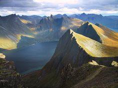Steinfjord - The colors of Senja - Reiner Schaufler