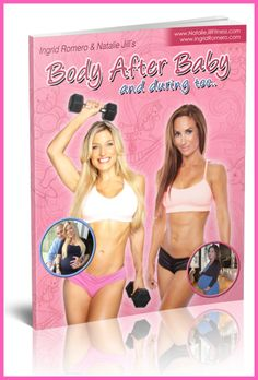 You CAN get your body back after have a baby (or two!) We show you how in this detailed body after baby program which includes new mom tips, detailed workouts and detailed nutrition planning, menus and more http://nataliejillfitness.com/programs/body-after-baby/