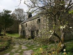 Ty Mawr Wybrnant, the home of William Morgan, translator of the Bible into the Welsh language.