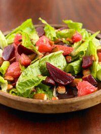 Rote Bete Grapefruit Salat