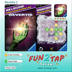 Revertis 2 - a little challenge. Thank you for the review #fun2tap: http://fun2tap.com/index.cfm#id2145