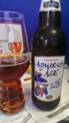 ADMIRAL'S ALE | St Austell Brewery: '65/100' ✫ღ⊰n