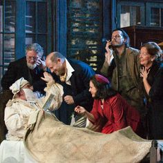 Gianni Schicchi at Opera Holland Park     #classical #opera   © Fritz Curzon