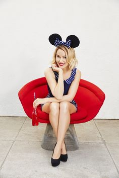 Disney's iconic Minnie Mouse is celebrated in an adorable collection by LC Lauren Conrad.