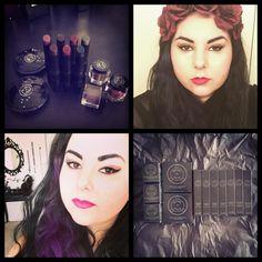 Gothy fabulous makeup