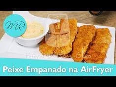 A receita que ensinarei hoje é Rabanadas na AirFryer Confira a receita completa nestes links: - Rabanadas Doces na AirFryer - http://fritadeirasemoleo.blogsp...
