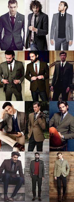 Gentlemen Suit Looks