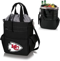Picnic Time Kansas City Chiefs - Activo Cooler Tote