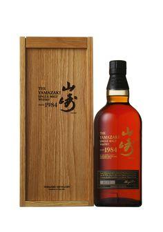 Suntory Yamazaki Single Malt Whisky 1984