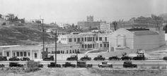 Bâtiment Hypérion, premier bâtiment Disney (CA), inspiration pour le Studio 1 des WDS