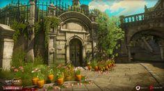 ArtStation - The Witcher 3: Wild Hunt - Blood and Wine, Maciej Caputa