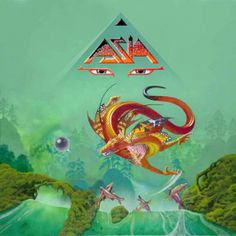 ASIA - XXX by Roger Dean  30 years and counting for these gods of rock...