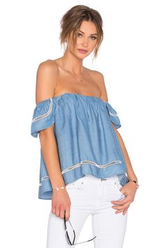 #REVOLVEclothing | Lovers + Friends Life's a Beach Top $138