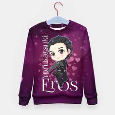Yuri On Ice Eros Kid's Sweater