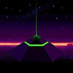 The Cydonia pyramid