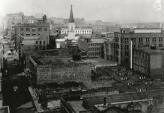 This day in St. Louis: June 3, 1937 - The Supreme Court declines to hear the case of 37 property owners being forcefully removed to make way for the riverfront memorial in St. Louis. The move clears the way for demolition, and 40 blocks of the riverfront soon disappear. #stl250