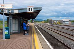 LIMERICK JUNCTION TRAIN STATION [BY WILLIAM MURPHY]