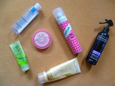 Little Miss Lifestyle: All Used Up #5 (Mini Reviews)