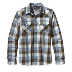 Patagonia Men's Long-Sleeved Good Shirt