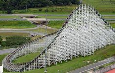 Want to Go Really Fast? Ride the Top 10 Fastest Wooden Roller Coasters.