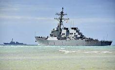 USS O'Kane DDG-77