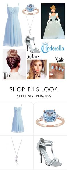 """Cinderella"" by sav16 ❤ liked on Polyvore featuring Disney, Miadora and modern"