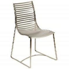 Fusion Metal Dining Chairs - Metal Dining Furniture