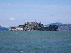 Alcatraz Island in San Francisco :-)