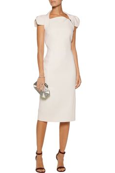 Shop on-sale Antonio Berardi Zip-detailed wool-crepe dress. Browse other discount designer Dresses & more on The Most Fashionable Fashion Outlet, THE OUTNET.COM