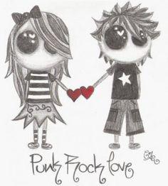 Punk Rock Love