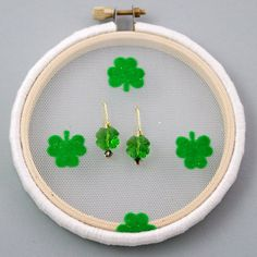 When Irish Eyes Are Smiling by Julia on Etsy