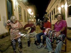 Cirandeiros de Paraty, RJ, Brasil.