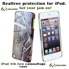 Realtree protechttp://www.fuseplusyou.com/Realtree-AP-camo-iPod-5th-Gen-case-p/6553.htmtion for the iPod 5th gen.