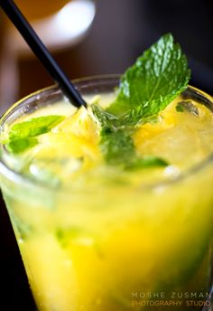 Passionfruit Mojito Recipe.. got my name aaaaallll over it