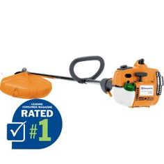 Husqvarna�25-cc 2-Cycle 18-in Straight Shaft Gas String Trimmer