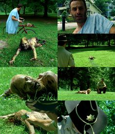 """S1E1 """"Days Gone Bye"""" 