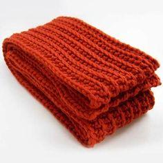 Looks like knitting, but it's crochet
