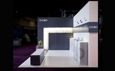 minimalist trade show booth design - Google Search