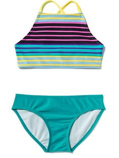 Patterned Bikini for Girls